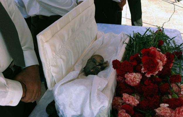 Esther Beerdigung