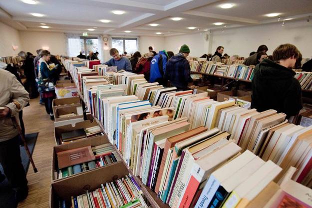 Wiedenester Buchmarkt