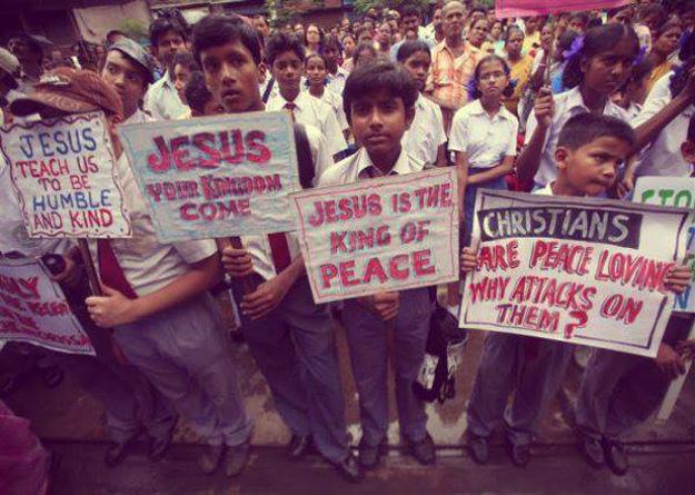 Demo_Indien