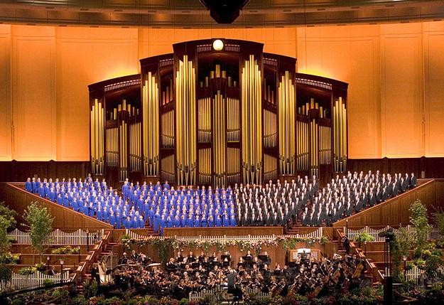 Chor_Mormonen
