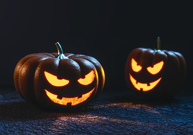 Halloween-Kuerbis