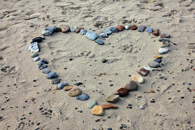 Herz-Strand
