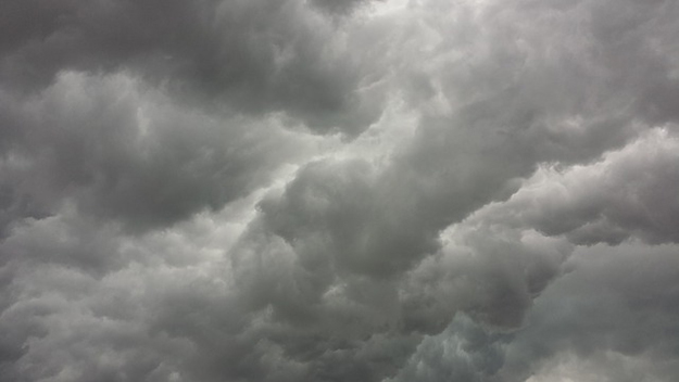 Sturm-Wolken