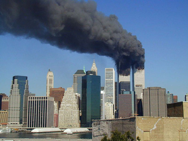 WTC_smoking_on_9-11