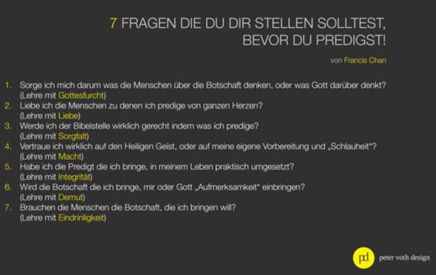 7 Fragen