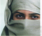 Gesicht Iran