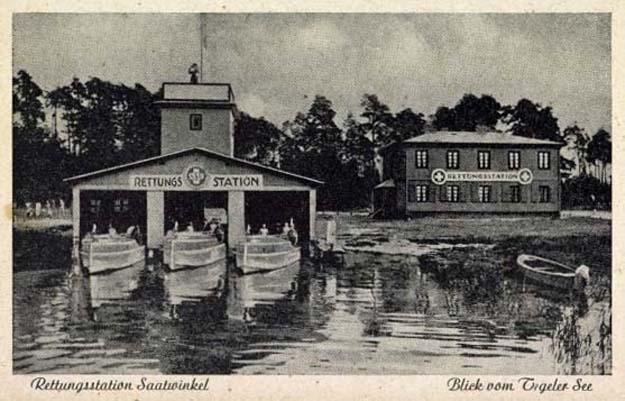 Rettungsstation