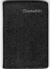 Schlachter Miniaturbibel