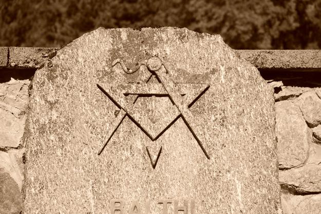 Freimaurergrab