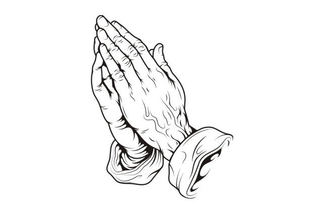 Betende-Hände