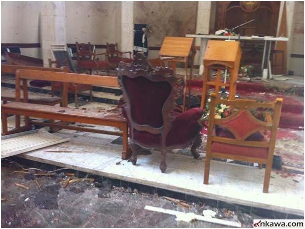 Kirche Irak 3