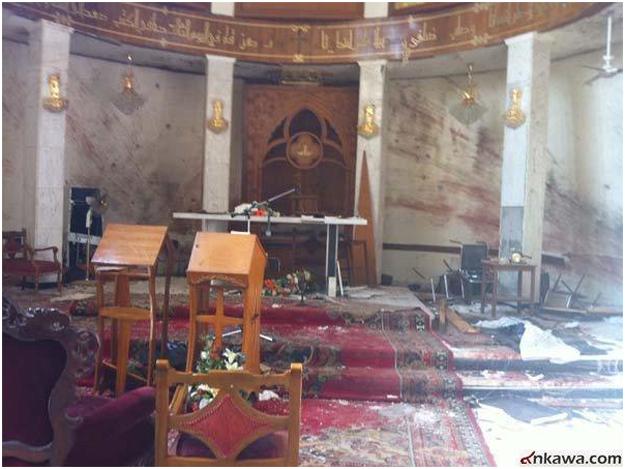 Kirche Irak 4