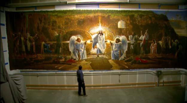 Wandbild_Auferstehung