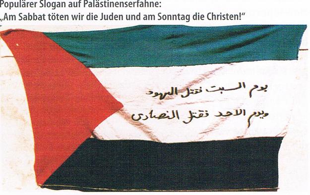 flagge palästinenser
