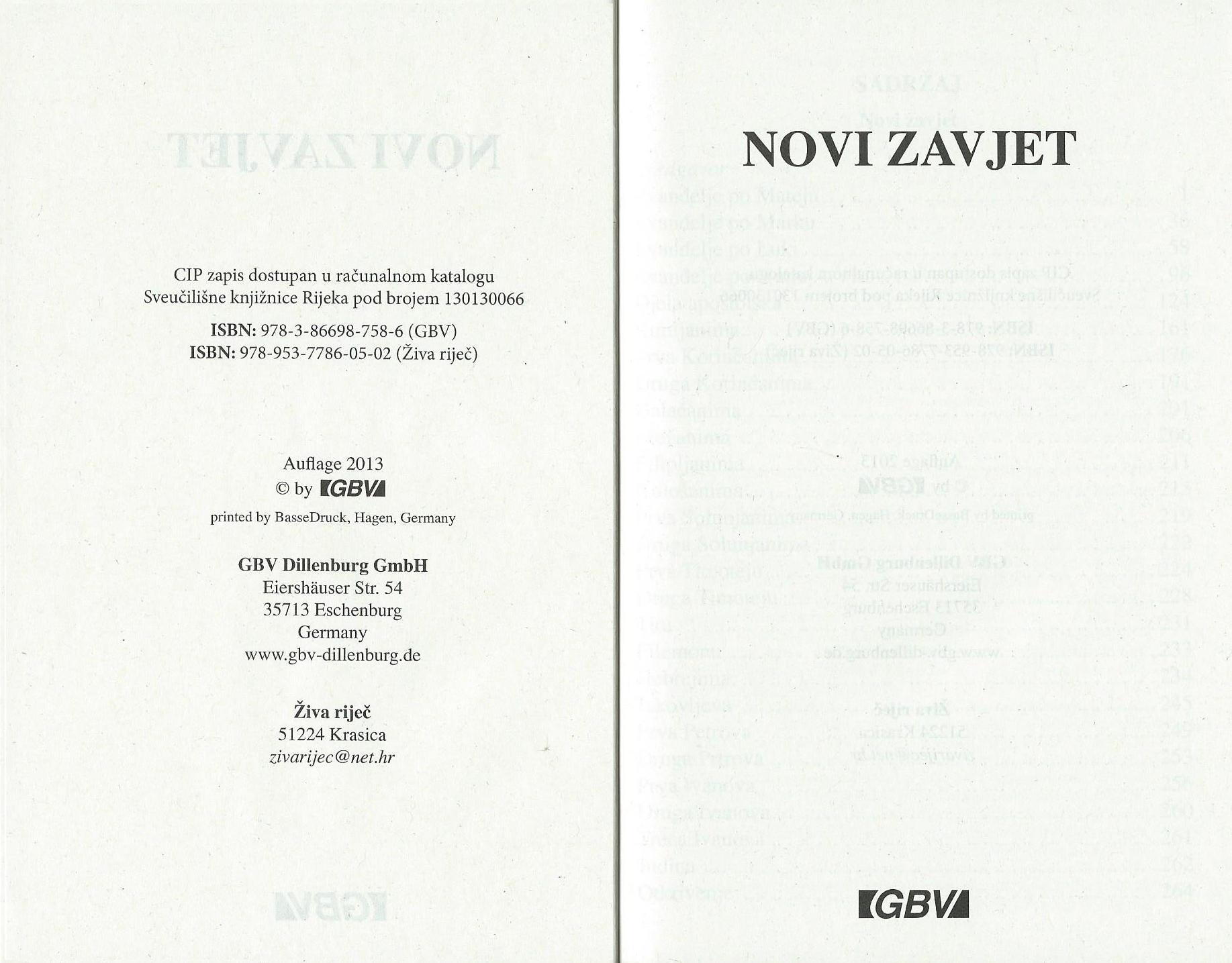 Kroatische_Bibel_NT_2