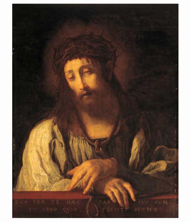 Domenico Feti Ecce Homo