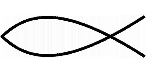Ichthys Ein Fisch Als Zeichen Zeltmacher