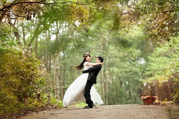 Hochzeit-Trauung