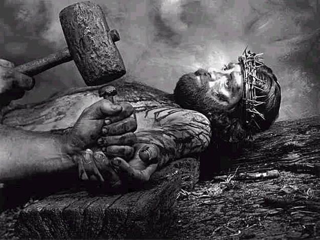Kreuzigung-Jesus