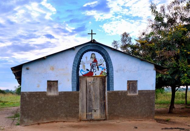 Kirche-Uganda