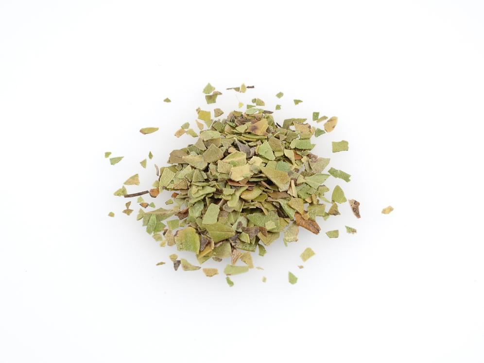 Bärentraubenblätter